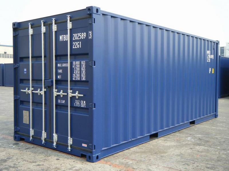 20 39 blue ral 5013 shipping containers. Black Bedroom Furniture Sets. Home Design Ideas